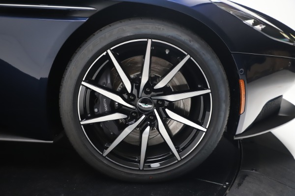 Used 2020 Aston Martin DB11 V8 Coupe for sale $199,990 at Bentley Greenwich in Greenwich CT 06830 13