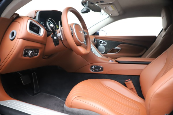 Used 2020 Aston Martin DB11 V8 Coupe for sale $199,990 at Bentley Greenwich in Greenwich CT 06830 15