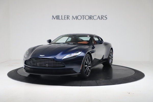 Used 2020 Aston Martin DB11 V8 Coupe for sale $199,990 at Bentley Greenwich in Greenwich CT 06830 2