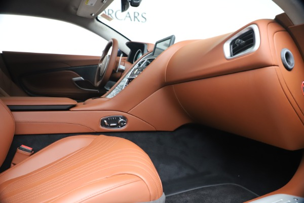 Used 2020 Aston Martin DB11 V8 Coupe for sale $199,990 at Bentley Greenwich in Greenwich CT 06830 21