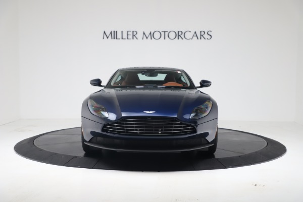 Used 2020 Aston Martin DB11 V8 Coupe for sale $199,990 at Bentley Greenwich in Greenwich CT 06830 3