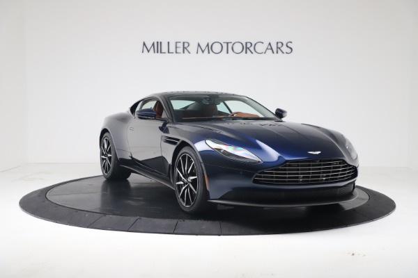 Used 2020 Aston Martin DB11 V8 Coupe for sale $199,990 at Bentley Greenwich in Greenwich CT 06830 4