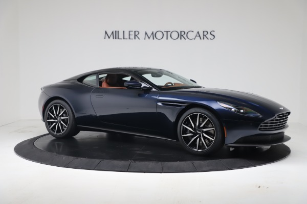 Used 2020 Aston Martin DB11 V8 Coupe for sale $199,990 at Bentley Greenwich in Greenwich CT 06830 5