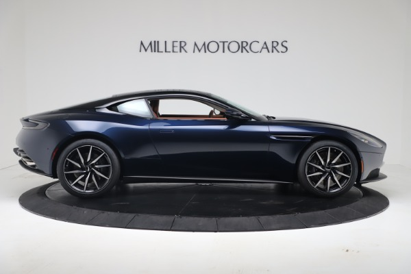 Used 2020 Aston Martin DB11 V8 Coupe for sale $199,990 at Bentley Greenwich in Greenwich CT 06830 6