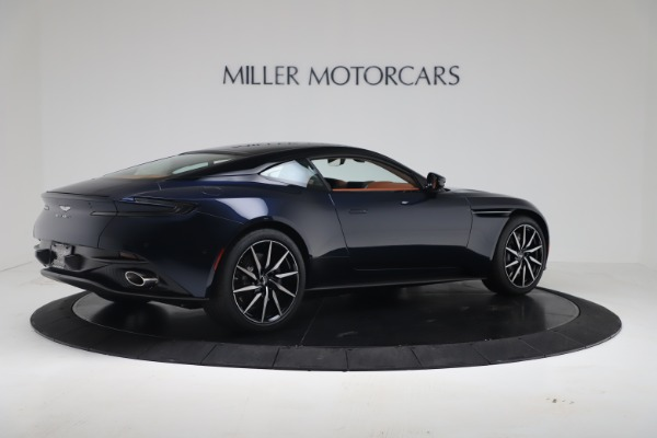 Used 2020 Aston Martin DB11 V8 Coupe for sale $199,990 at Bentley Greenwich in Greenwich CT 06830 7
