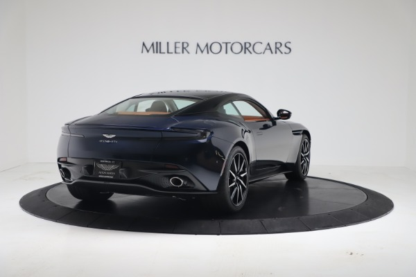 Used 2020 Aston Martin DB11 V8 Coupe for sale $199,990 at Bentley Greenwich in Greenwich CT 06830 8