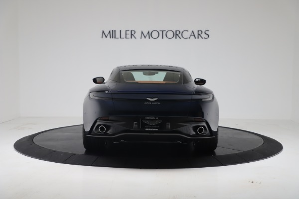 Used 2020 Aston Martin DB11 V8 Coupe for sale $199,990 at Bentley Greenwich in Greenwich CT 06830 9
