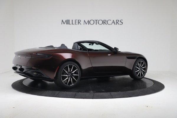 Used 2020 Aston Martin DB11 Volante Convertible for sale Sold at Bentley Greenwich in Greenwich CT 06830 10