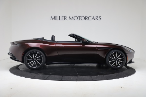 Used 2020 Aston Martin DB11 Volante Convertible for sale Sold at Bentley Greenwich in Greenwich CT 06830 11