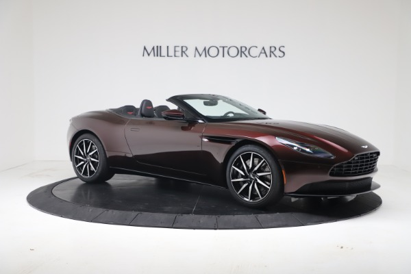 Used 2020 Aston Martin DB11 Volante Convertible for sale Sold at Bentley Greenwich in Greenwich CT 06830 12