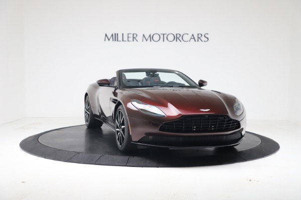 Used 2020 Aston Martin DB11 Volante Convertible for sale Sold at Bentley Greenwich in Greenwich CT 06830 13