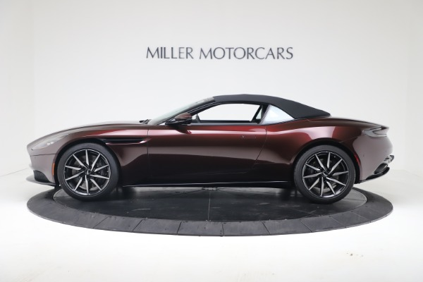 Used 2020 Aston Martin DB11 Volante Convertible for sale Sold at Bentley Greenwich in Greenwich CT 06830 14