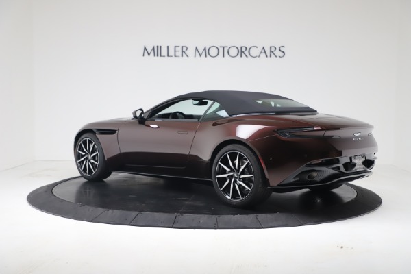 Used 2020 Aston Martin DB11 Volante Convertible for sale Sold at Bentley Greenwich in Greenwich CT 06830 15