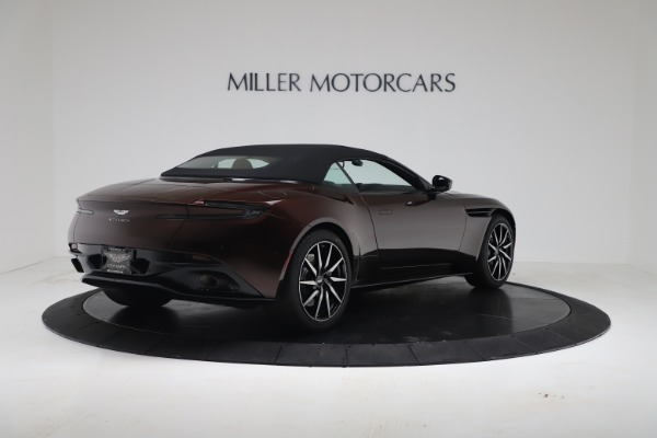 Used 2020 Aston Martin DB11 Volante Convertible for sale Sold at Bentley Greenwich in Greenwich CT 06830 16