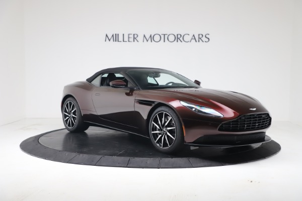 Used 2020 Aston Martin DB11 Volante Convertible for sale Sold at Bentley Greenwich in Greenwich CT 06830 18