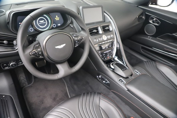 Used 2020 Aston Martin DB11 Volante Convertible for sale Sold at Bentley Greenwich in Greenwich CT 06830 19