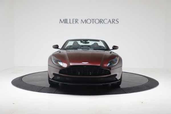 Used 2020 Aston Martin DB11 Volante Convertible for sale Sold at Bentley Greenwich in Greenwich CT 06830 2