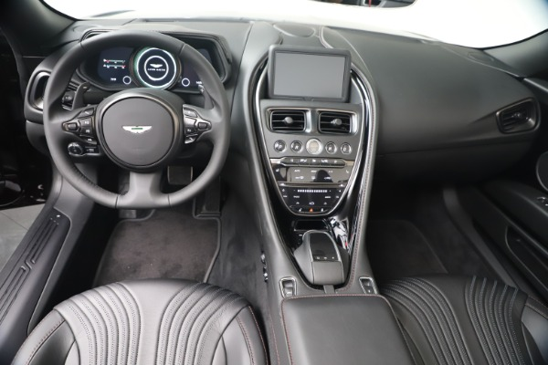 Used 2020 Aston Martin DB11 Volante Convertible for sale Sold at Bentley Greenwich in Greenwich CT 06830 23