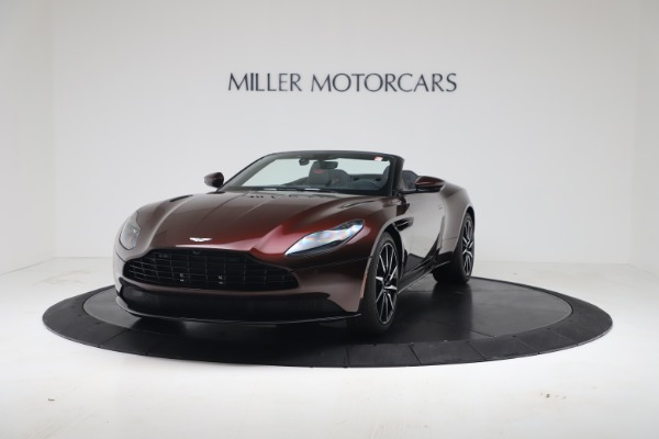 Used 2020 Aston Martin DB11 Volante Convertible for sale Sold at Bentley Greenwich in Greenwich CT 06830 3