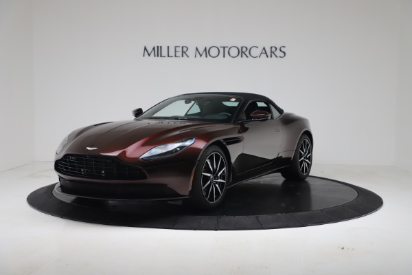 Used 2020 Aston Martin DB11 Volante Convertible for sale Sold at Bentley Greenwich in Greenwich CT 06830 4
