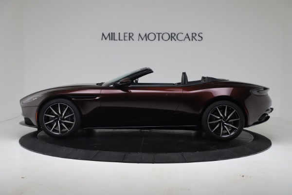 Used 2020 Aston Martin DB11 Volante Convertible for sale Sold at Bentley Greenwich in Greenwich CT 06830 5