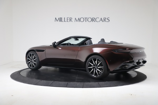 Used 2020 Aston Martin DB11 Volante Convertible for sale Sold at Bentley Greenwich in Greenwich CT 06830 6