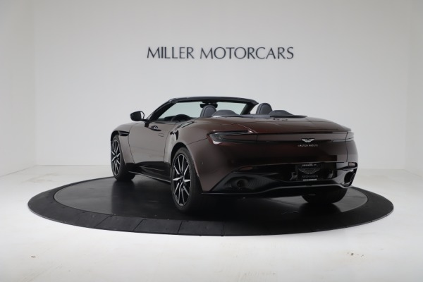Used 2020 Aston Martin DB11 Volante Convertible for sale Sold at Bentley Greenwich in Greenwich CT 06830 7