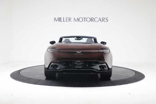 Used 2020 Aston Martin DB11 Volante Convertible for sale Sold at Bentley Greenwich in Greenwich CT 06830 8