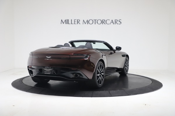 Used 2020 Aston Martin DB11 Volante Convertible for sale Sold at Bentley Greenwich in Greenwich CT 06830 9