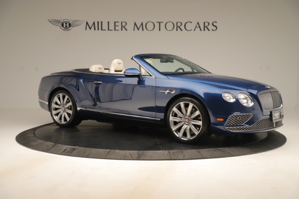 Used 2017 Bentley Continental GTC V8 for sale $149,900 at Bentley Greenwich in Greenwich CT 06830 10
