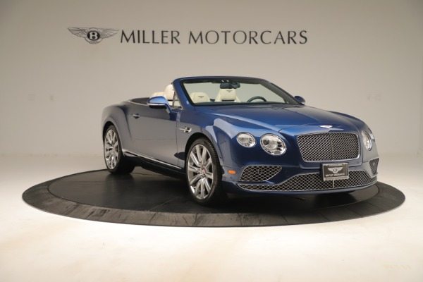 Used 2017 Bentley Continental GTC V8 for sale $149,900 at Bentley Greenwich in Greenwich CT 06830 11