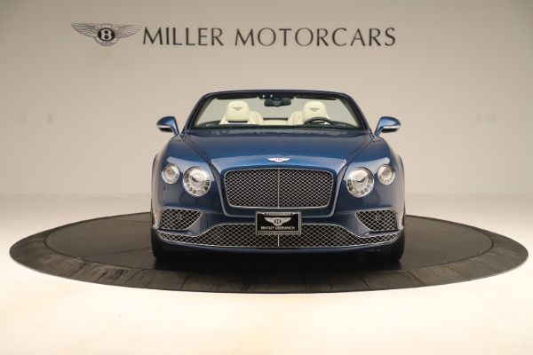 Used 2017 Bentley Continental GTC V8 for sale $149,900 at Bentley Greenwich in Greenwich CT 06830 12