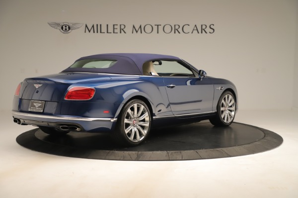 Used 2017 Bentley Continental GTC V8 for sale $149,900 at Bentley Greenwich in Greenwich CT 06830 16