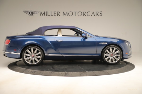 Used 2017 Bentley Continental GTC V8 for sale $149,900 at Bentley Greenwich in Greenwich CT 06830 17