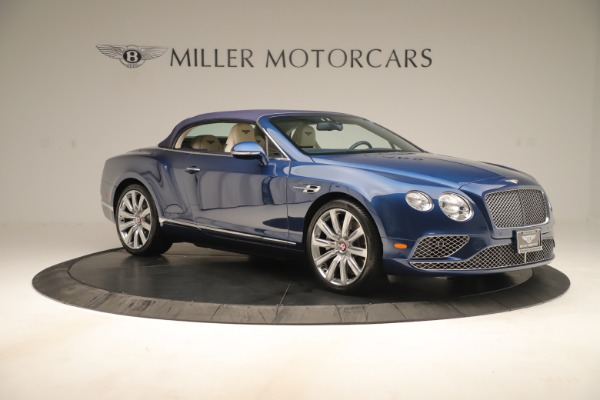 Used 2017 Bentley Continental GTC V8 for sale $149,900 at Bentley Greenwich in Greenwich CT 06830 19