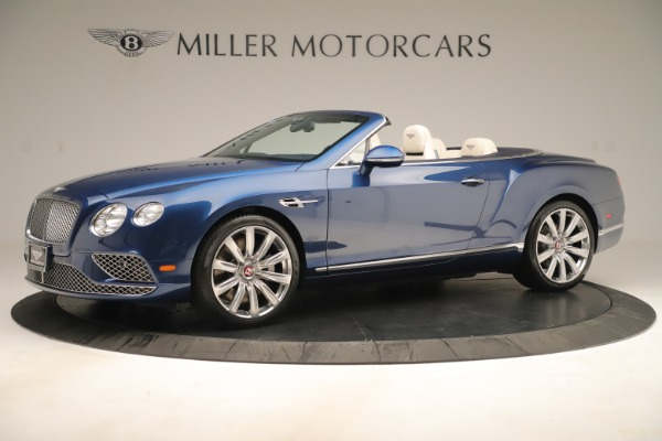 Used 2017 Bentley Continental GTC V8 for sale $149,900 at Bentley Greenwich in Greenwich CT 06830 2
