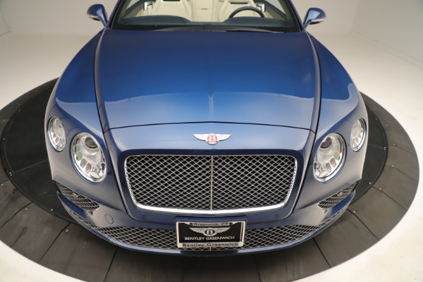Used 2017 Bentley Continental GTC V8 for sale $149,900 at Bentley Greenwich in Greenwich CT 06830 20