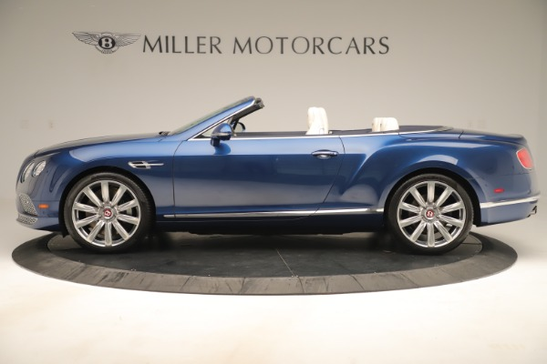 Used 2017 Bentley Continental GTC V8 for sale $149,900 at Bentley Greenwich in Greenwich CT 06830 3