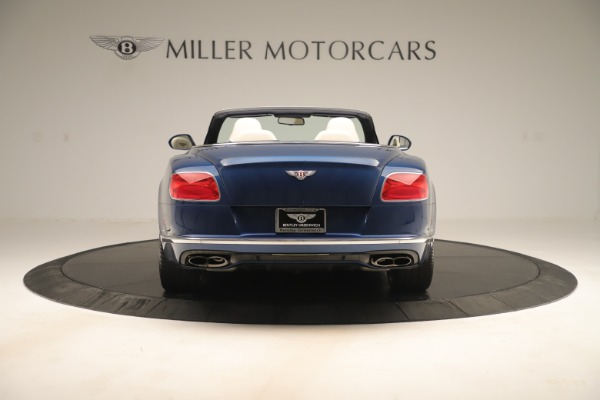 Used 2017 Bentley Continental GTC V8 for sale $149,900 at Bentley Greenwich in Greenwich CT 06830 6