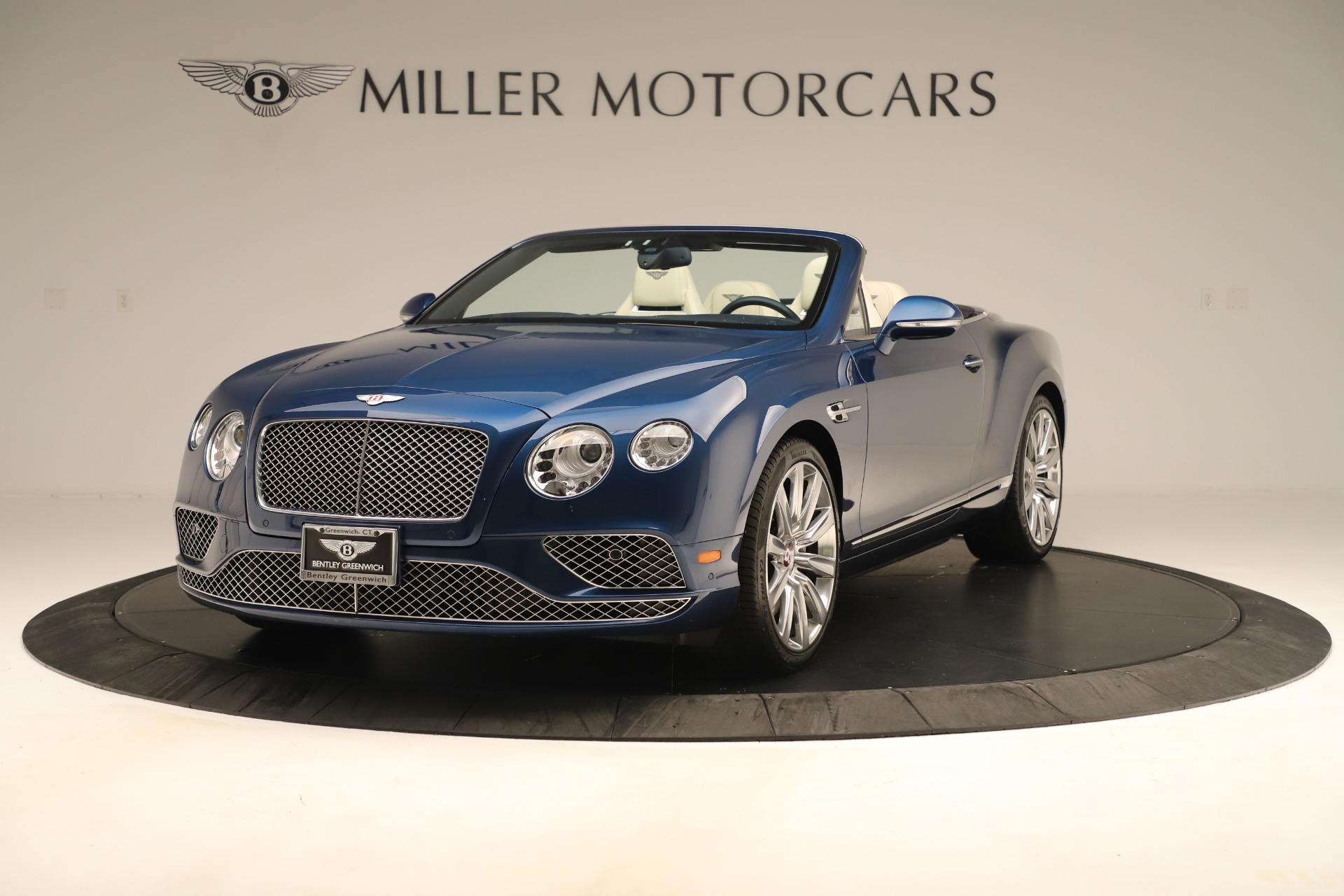 Used 2017 Bentley Continental GTC V8 for sale $149,900 at Bentley Greenwich in Greenwich CT 06830 1