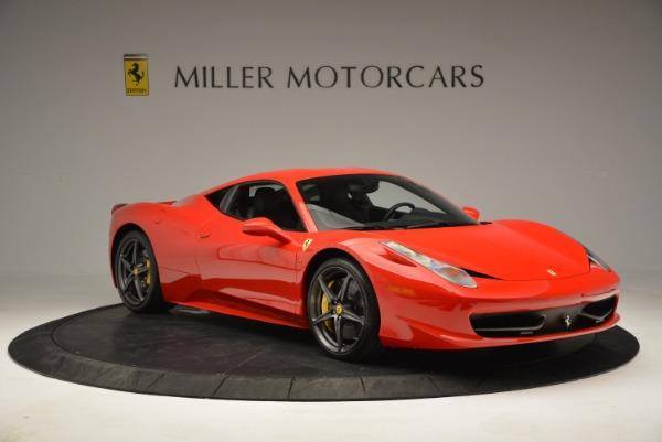 Used 2013 Ferrari 458 Italia for sale Sold at Bentley Greenwich in Greenwich CT 06830 11
