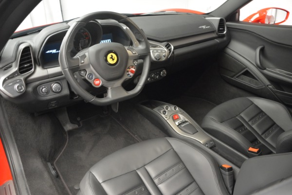 Used 2013 Ferrari 458 Italia for sale Sold at Bentley Greenwich in Greenwich CT 06830 13