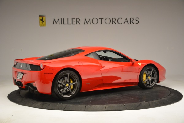 Used 2013 Ferrari 458 Italia for sale Sold at Bentley Greenwich in Greenwich CT 06830 8