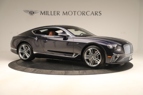 New 2020 Bentley Continental GT V8 for sale $245,105 at Bentley Greenwich in Greenwich CT 06830 10