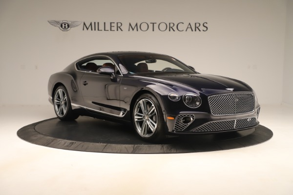 New 2020 Bentley Continental GT V8 for sale $245,105 at Bentley Greenwich in Greenwich CT 06830 11