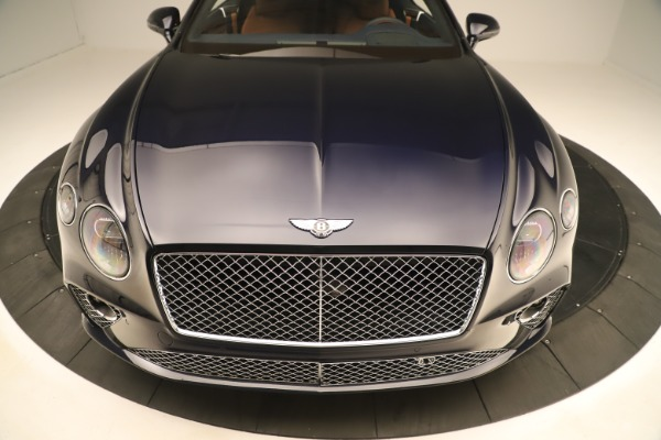 New 2020 Bentley Continental GT V8 for sale $245,105 at Bentley Greenwich in Greenwich CT 06830 13
