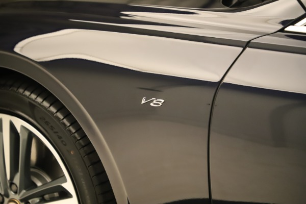 New 2020 Bentley Continental GT V8 for sale $245,105 at Bentley Greenwich in Greenwich CT 06830 16
