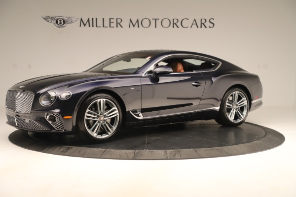 New 2020 Bentley Continental GT V8 for sale $245,105 at Bentley Greenwich in Greenwich CT 06830 2