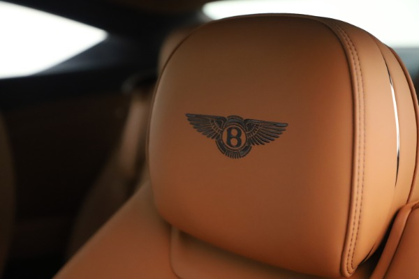New 2020 Bentley Continental GT V8 for sale $245,105 at Bentley Greenwich in Greenwich CT 06830 21