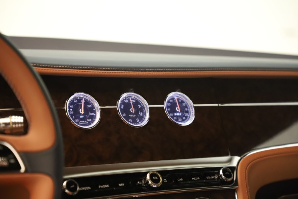 New 2020 Bentley Continental GT V8 for sale $245,105 at Bentley Greenwich in Greenwich CT 06830 24